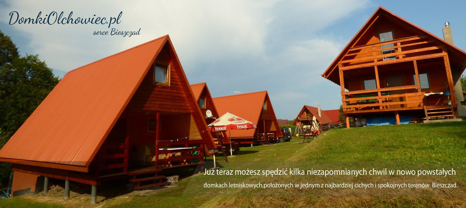 Wszystkie nowe Wynajem domków SOLINA - Domki Olchowiec - Domki na wynajem w PW42